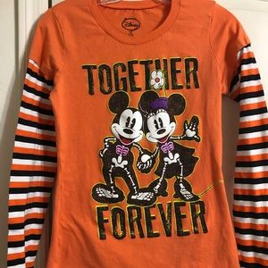 Halloween Disney t-shirt